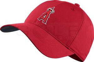New Anaheim Angels Nike Legacy 91 Tech Dri Fit ULTIMATE Lightweight Golf Hat