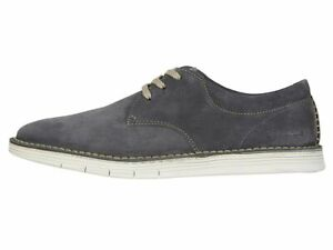 Clarks Forge Vibe Storm Men's Casual Lace Up Suede Oxfords 49641