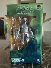 Star Wars The Black Series Carbonized Boba Fett 6-Inch Action Figure.