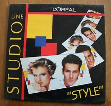 Style l'oreal - earth wind & fire claudia barry regina belle ect, LP - 33 tours