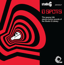 G-SPOTS - STUDIO G LIBRARY SPACEY FOLK ELECTRO HORROR