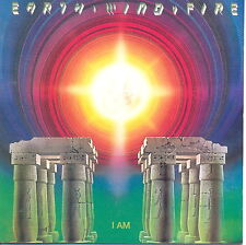 Earth Wind & Fire I Am CD incl: Can't Let Go, Star, In The Stone 1979