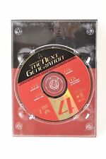 1/4 Star Trek The Next Generation Season 1 Replacement Disc 4 DVD Only DisC ONLY