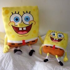 "Official Spongebob Squarepants Plush Soft Cuddle Doll Toys Stuffed Animal 7"" (S)"