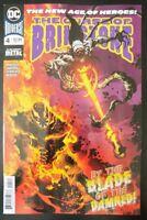 The CURSE of BRIMSTONE #4 (2018 DC Comics) VF/NM Book