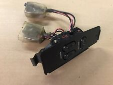 87-93 Ford Mustang Drivers Door Switch Power Windows & Lock Switches Good OEM