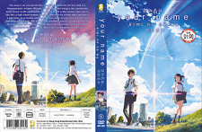 ANIME DVD YOUR NAME Kimi No Na Wa The Movie English Subs Region All + FREE ANIME