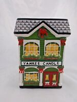 """Yankee Candle Store Candle Holder 7.5"""" Tall"""