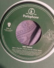 "Tinie Tempah record store day 7"" 45rpm  Parlophone single, RSD, OOP,""Pass Out"""