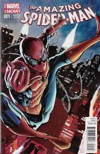 AMAZING SPIDER-MAN #1 MHAN VARIANT NEAR MINT FIRST PRINT BAGGED & BOARDED
