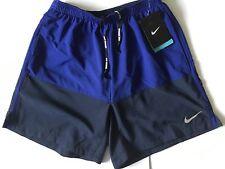 "NIKE RUNNING Shorts Mens  Dri Fit Size Small (5"")"