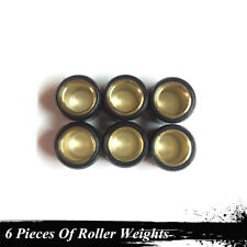 High Performance Variator Racing Roller Weights 16x13mm For GY6 4 Stroke Scooter