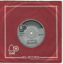 BROWN'S HOME BREW billy come down*hit me across the head 1972 UK BELL 45