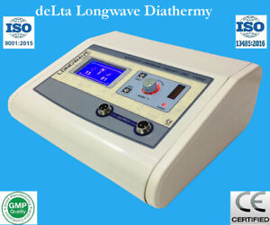 Longwave  Therapy Longwave Shortwave Physiotherapy Machine Deep Heat Machine