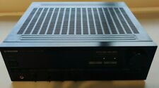 Rare Pioneer A-X440 Stereo Amplifier Vintage Hi-Fi Separate   Tested & Working