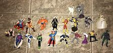 Vtg Marvel Applause Pvc Figurines Mixed Lot Xmen Action Figures Rare 90s