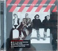 U2 - How To Dismantle An Atomic Bomb. 2004  Aussie 11 Track CD + Bonus DVD