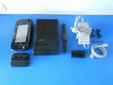 Nintendo Wii U Deluxe 32GB Black Console Complete & Ready to play - Works fine