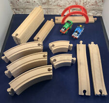Thomas and Friends Brio Wooden Railway Train Track