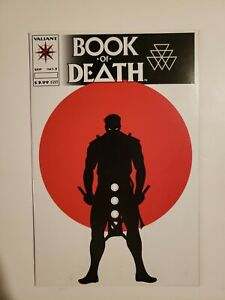 Book Of Death #3 (8.5, VF+) Variant Edition * 1 Book Lot *