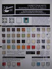 Keramik Flüssigglasur DUNCAN AR Effekt-Art-Glasur, z.B. Sprenkel, Metall Töpfern