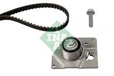 VOLVO V40 645 1.9D Timing Belt Kit 00 to 04 Set INA 274551 274557 30621589 New