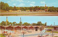 Meridian Mississippi Holiday Inn Multi-View Vintage Postcard V14703