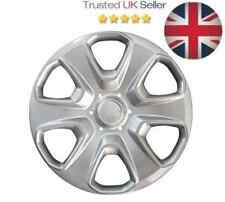 """BRAND NEW 15"""" INCH WHEEL TRIM HUB CAP COVER FITS FOR FORD FIESTA CB1 2008 ON"""