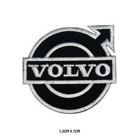 Volvo Car Truck Band Embroidered Iron On Sew On Patch Badge For Clothes etc