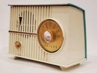 1959 Vintage Philco Radio model H834-124 AM TURQUOISE Excellent