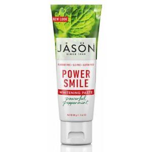 Jason Power Smile Toothpaste (85g) Whitening Paste