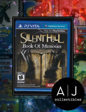 Silent Hill: Book of Memories Sony PlayStation Vita 2012 PSVITA PS VITA