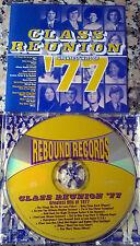 10cc Player I Feel Love Donna Summer Marvin Gaye Meco Leo Sayer 1977 RARE CD