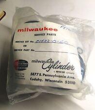 New listing Milwaukee Cylinder 01522-0-60 Hydraulic Cylinder Service Kit *New* - Unopened