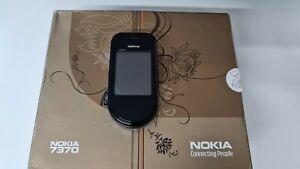 Nokia 7370 - Black (Unlocked) Mobile Phone