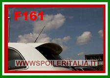 SPOILER POSTERIORE FIAT 500 REPLICA ABARTH LOOK GREZZO F161G  SI1161-1a