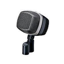 AKG D12VR Dynamic Kick Drum Microphone
