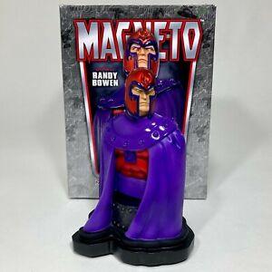 Bowen Design Magneto Mini Bust Marvel Comics Statue X-Men  #340 of 600 Limited