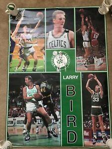 Rare low production Starline LARRY BIRD Boston Celtics Monster Poster