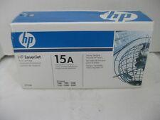 HP C7115A Black Toner Cartridge OEM Genuine NEW 15A LaserJet 1000 1005 1200 1220