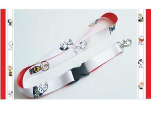 Snoopy Lanyard Neck Strap for Keys ID Card Holder 20mm 52 cm