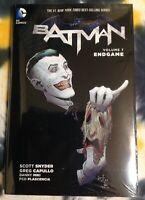 BATMAN Vol 7 Endgame / Joker Face (HC) - DC Comics - New 52 Graphic Novel