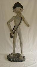 Alien Smoking Statue / Figure Rare