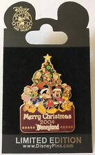 Disney DLR Frohe Weihnachten 2004 Mickey & Gang Le 2500