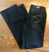 Dark Wash Boot Cut Jeans. Juniors Size 7 GREAT CONDITION