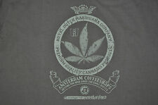 T-SHIRT SMALL MARIJUANA ROYAL DUTCH COMPANY AMSTERDAM HOLLAND POT CANNIBUS