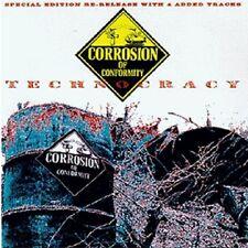 CORROSION OF CONFORMITY - Technocracy CD