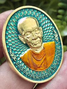 Thai Amulet Phra Somdej LP Toh Wat Rakang Buddha Talisman Holy Protect K936