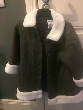 christian dior Girls Coat And Hat 6 Years