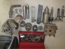 USED Lathe Tool Assorted Parts